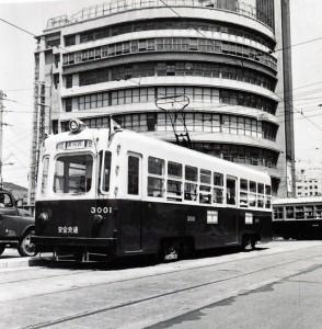1953(昭和28)年ごろの大阪市立電気科学館