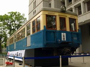御堂筋線開通当時、運行していた地下鉄車両